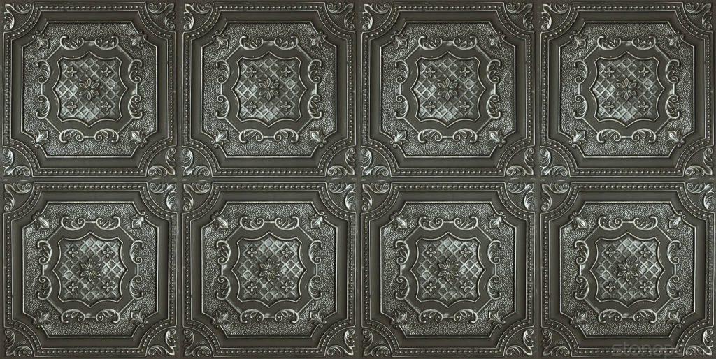 Tavan Karosu Alhambra Argent Noir