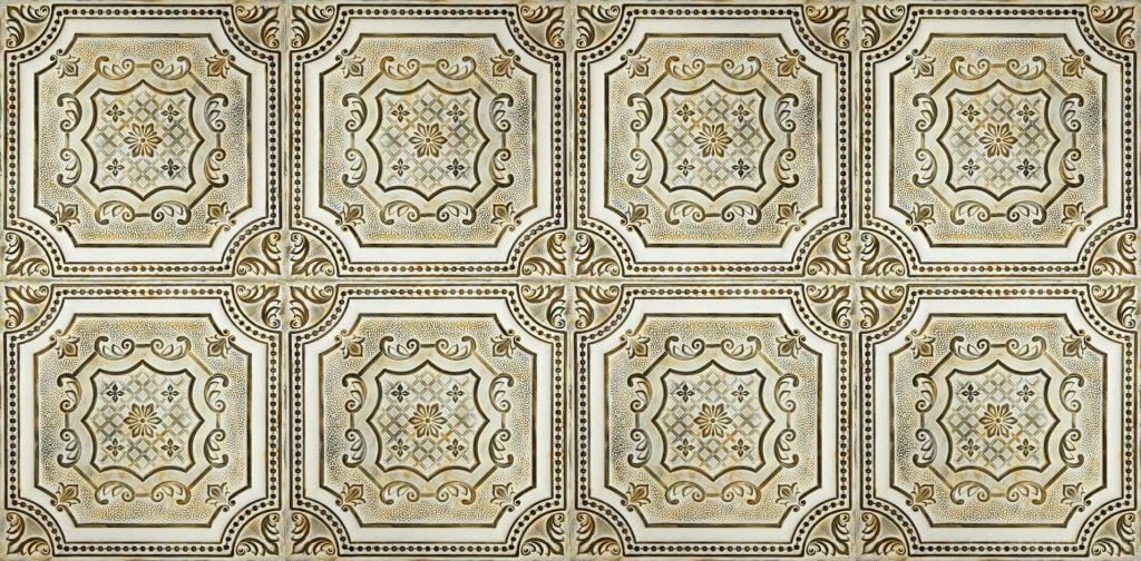 Tavan Karosu Alhambra Blance Noir