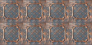 Tavan Karosu Casablanca Bluish Copper