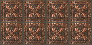 Tavan Karosu Lincoln Argent Copper