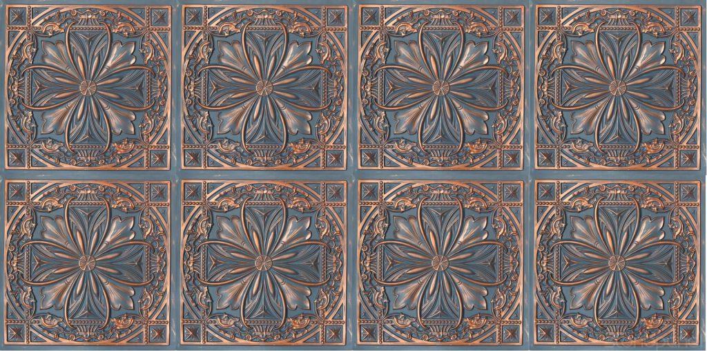 Tavan Karosu Lincoln Bluish Copper