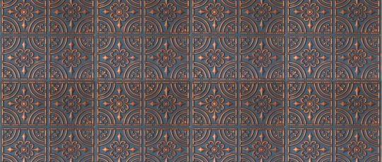 Tavan Karosu Piazza Bluish Copper