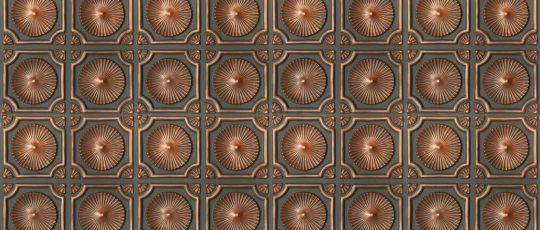 Tavan Karosu Quarter Argent Copper