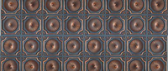 Tavan Karosu Quarter Bluish Copper