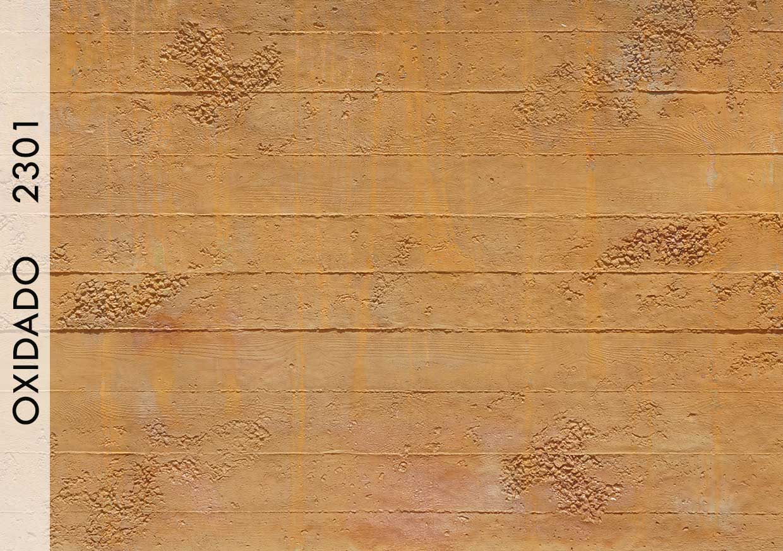 Beton Panel Oxidado