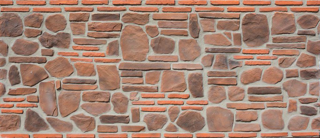 Taş Panel Pedras Marronon