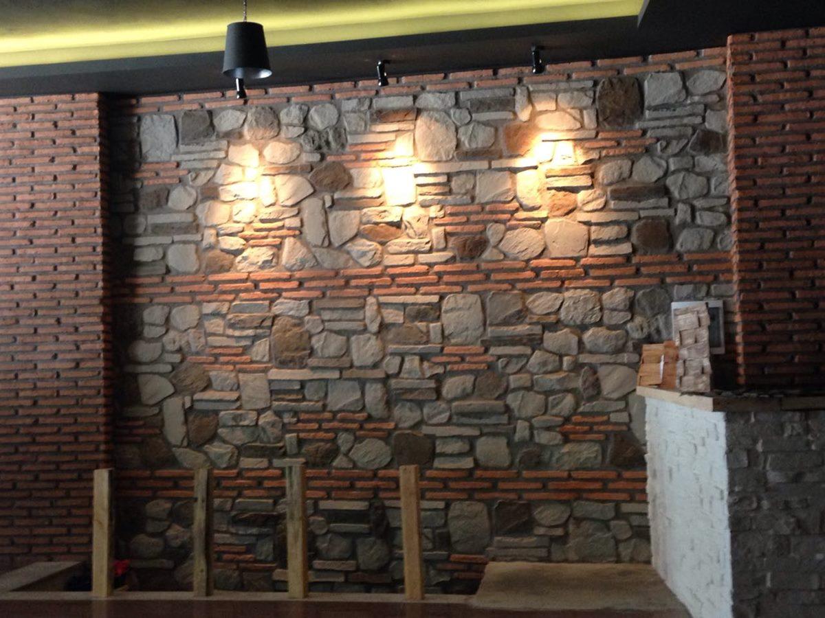Pedras Taş Panel Uygulama