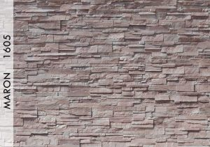 Taş Panel Rotto Maron